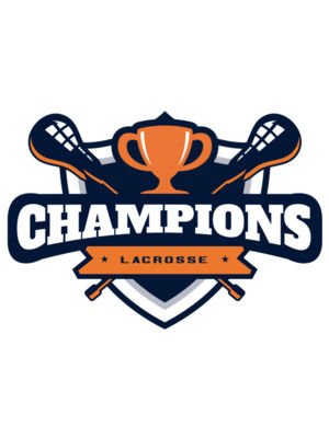 Champions Lacrosse Logo Template