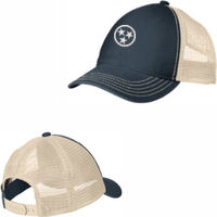 TN Tri-Star - Super Soft Mesh Back Cap Thumbnail